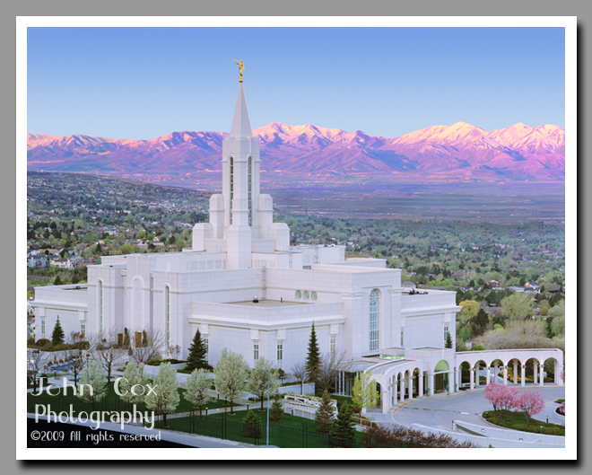 Lds Bountiful Temple President